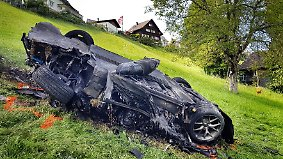 "Richard Hammond im Luxus-Sportwagen: Ex-""Top-Gear""-Moderator verunglückt bei Bergrennen"