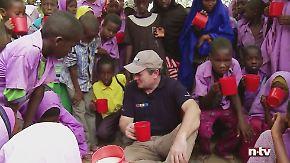 Bildung und Wasser für Kinder in Dadaab: RTL unterstützt weltweit größtes Flüchtlingslager