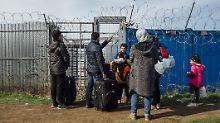 Verfahren gegen Abweichler?: EU rügt mangelnde Flüchtlingsverteilung