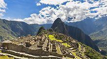 Steuerung der Touristenmassen: Machu-Picchu-Besuch bald nur mit Tourguide