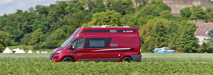 Im Spätsommer schickt La Strada sein neues H-Modell der Avanti-Baureihe in den Markt.