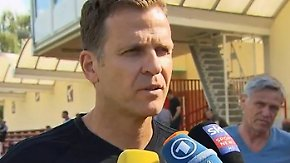 """Bierhoff über Vergabe der Champions League-Rechte: """"Es wird sich zeigen, wie die Resonanz ist"""""""