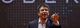 Kalanick zieht die Reißleine: Uber-Chef nimmt Auszeit