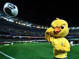 Zwei deftige Klatschen: DFB-Gegner suchen nach ihrer Form