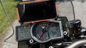 Der Preis der KTM 1290 Super Duke GT ist mit knapp 18.000 Euro kein Schnäppchen.