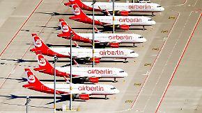 Kein Überleben ohne Staatshilfe?: Finanzielle Schieflage bei Air Berlin spitzt sich zu