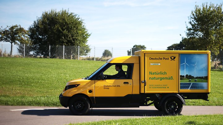 Die Post hat den Vorteil, auf kurzen Wegen unterwegs zu sein.