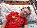 Krebskranker Maurice: US-Firma verweigert Berliner Jungen Hilfe