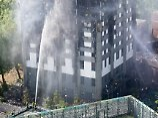 """""""Beispielloser"""" Brand in London: Bergungsarbeiten werden Tage dauern"""