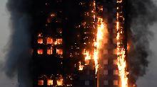 Weltweiter Rückblick: Hochhausbrände der vergangenen 15 Jahre