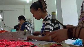 """Trendspielzeug """"Fidget Spinner"""": Chinesische Hersteller feilen an Modellen der Zukunft"""