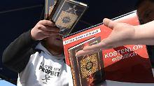 """Jurist über """"We love Muhammad"""": """"Auf einer Todesliste zu stehen, ist für ein Verbot egal"""""""