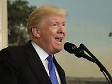 Ermittlungen untergraben?: Trump wehrt sich gegen neue Vorwürfe