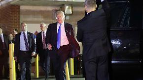 """""""Größte Hexenjagd der Politikgeschichte"""": Trump lässt seiner Wut auf Twitter freien Lauf"""