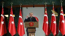 Schlägerei in Washington: Türkei bestellt US-Botschafter ein