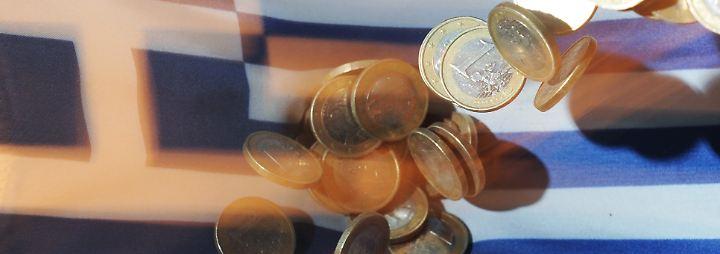 Einigung der Euro-Finanzminister: Griechenland erhält weitere Milliardenhilfe