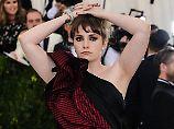 Honig im Schritt: Lena Dunham postet Nackt-Selfie