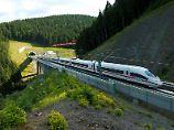Kritik von Allianz pro Schiene: Deutschland investiert am wenigsten in Bahn