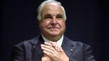 Kanzler der Einheit: Helmut Kohl ist tot