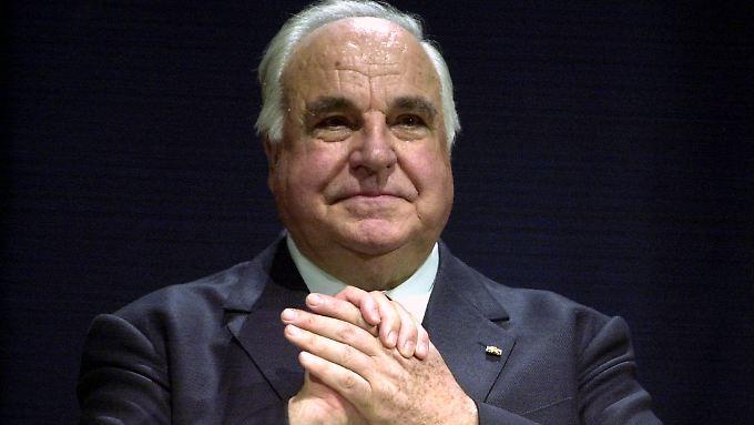 Helmut Kohl war 16 Jahre lang Kanzler der Bundesrepublik.