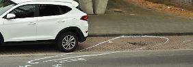 Auf der Strecke in der Innenstadt von Mönchengladbach galt eine Höchstgeschwindigkeit von 40 km/h.