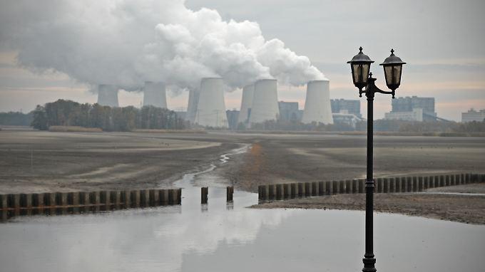 Ab 2030 soll in Deutschland nach dem Willen der Grünen keine Kohle mehr verfeuert werden.