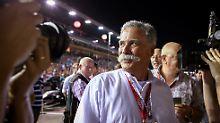 Formel-1-Chef Chase Carey hat die 24 Stunden von Le Mans eröffnet.