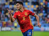 Fußball U21-EM in Polen: Favoriten Spanien und Portugal mit Top-Start