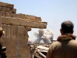 Kampf gegen IS-Terror: Irakische Truppen stürmen Mossuls Altstadt