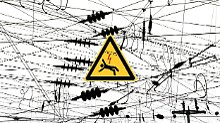 Auf Zug geklettert: Zwei Teenager von Stromschlag getroffen