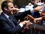 Parlamentswahl in Frankreich: Macron gewinnt klare absolute Mehrheit