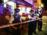 Blutiger Zwischenfall in London: Minibus rammt Moschee-Besucher