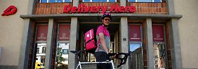 Mit einer Milliarde bewertet: Delivery Hero geht an die Börse