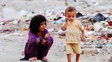 So viele wie noch nie: 65,5 Millionen Menschen sind auf der Flucht