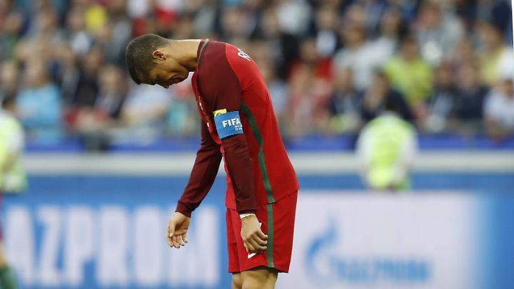 Kein Bayern-Wechsel für Ronaldo - enttäuscht?