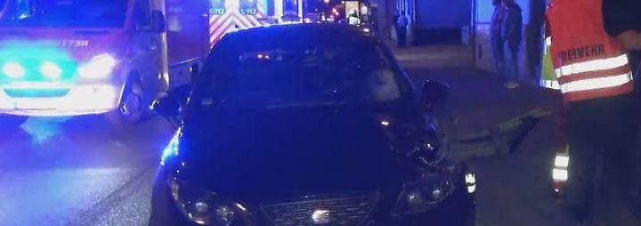 Fußgänger stirbt nach illegalem Autorennen: Polizei fasst zweiten Raser