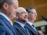 Soli soll schrittweise fallen: SPD will mehr Steuern von Reichen nehmen