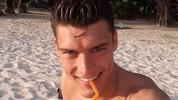 Bachelor und Fußballer: Myroslaw Slawow.