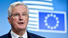 Person der Woche: Michel Barnier: Der Eichenflüsterer als Brexit-Heiler