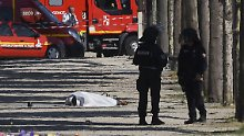 Abschiedsbrief gefunden: Champs-Elysees-Attentäter war IS-Anhänger