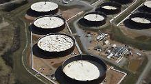 Auch Wall Street belastet: Börsianer im Bann der Ölpreise