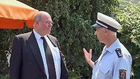 Hausverbot beim verstorbenen Vater: Helmut Kohls Sohn steht vor verschlossener Tür