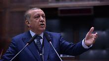 Angeblich geplanter Auftritt: NRW-Hallenbetreiber sagen Erdogan ab