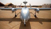 Geschäft steht auf der Kippe: Koalition streitet um bewaffnete Drohnen