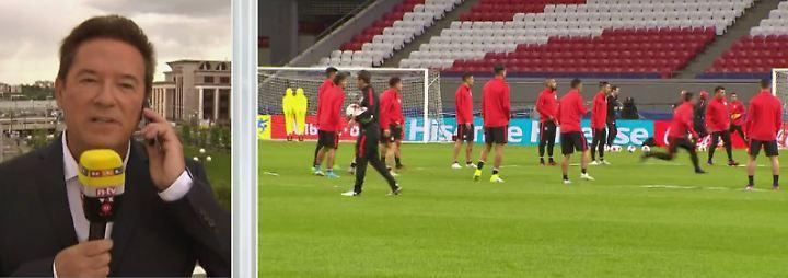 """Klaus Jakob vor Duell gegen Chile: """"Mannschaft muss körperlich an die Schmerzgrenze gehen"""""""
