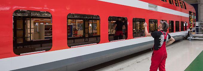 Ostdeutsche Werke betroffen: Bombardier streicht bis zu 2200 Stellen