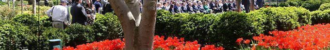 Der Tag: 18:15 Osnabrücker Studenten entwerfen Donald-Trump-Gärten