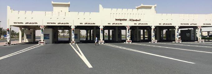 Tonnenweise Lebensmittel: Iran und Türkei springen Katar bei
