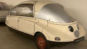 Schräges Design und clevere Ideen: Citroën präsentiert historische Konzeptautos