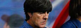 So konnte der Bundestrainer am Ende auch zufrieden sein - zumindest mit dem Ergebnis.